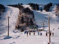Ski et glissade